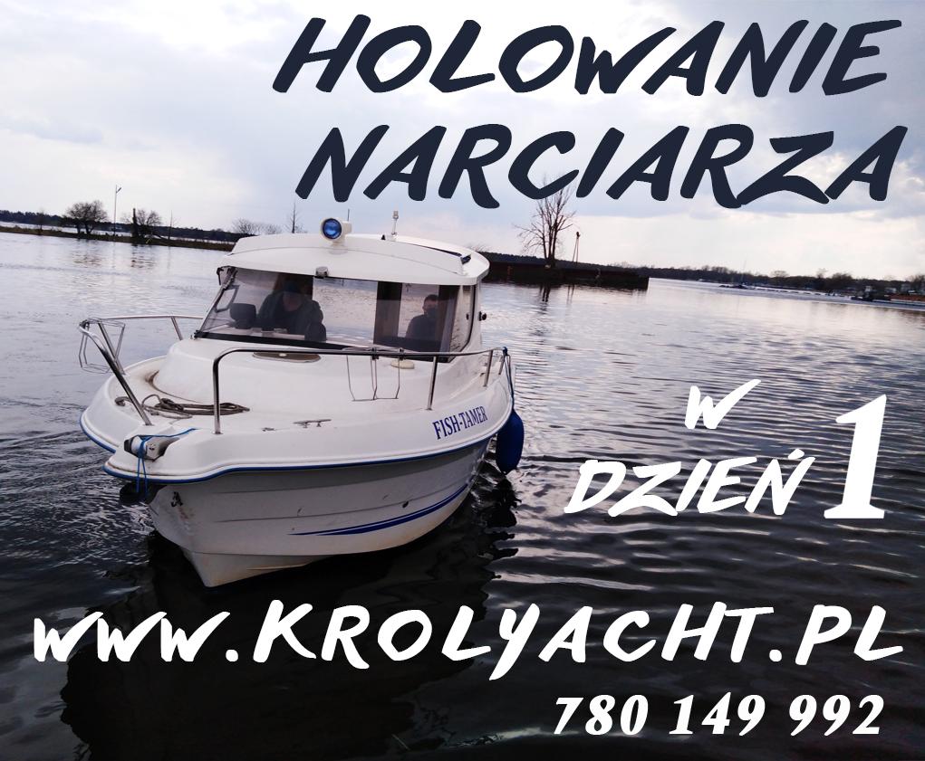 Licencja na holowanie narciarza wodnego, patent - Warszawa - Najtaniej