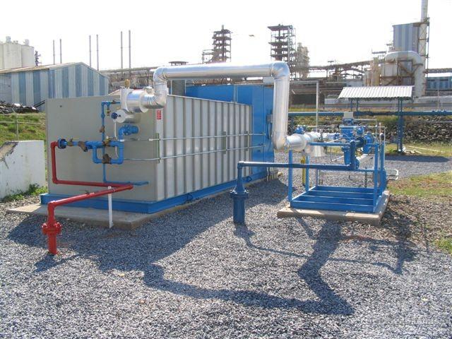Przemysłowe instalacje gazowe LPG